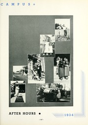 Page 151, 1934 Edition, University of Toledo - Blockhouse Yearbook (Toledo, OH) online yearbook collection