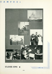 Page 153, 1934 Edition, University of Toledo - Blockhouse Yearbook (Toledo, OH) online yearbook collection