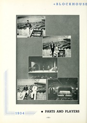 Page 156, 1934 Edition, University of Toledo - Blockhouse Yearbook (Toledo, OH) online yearbook collection