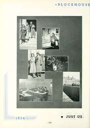 Page 160, 1934 Edition, University of Toledo - Blockhouse Yearbook (Toledo, OH) online yearbook collection