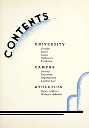 Page 9, 1934 Edition, University of Toledo - Blockhouse Yearbook (Toledo, OH) online yearbook collection