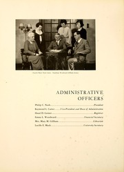 Page 14, 1935 Edition, University of Toledo - Blockhouse Yearbook (Toledo, OH) online yearbook collection