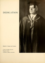 Page 9, 1935 Edition, University of Toledo - Blockhouse Yearbook (Toledo, OH) online yearbook collection