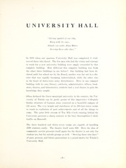 Page 11, 1940 Edition, University of Toledo - Blockhouse Yearbook (Toledo, OH) online yearbook collection
