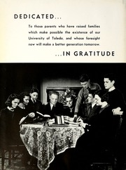 Page 6, 1940 Edition, University of Toledo - Blockhouse Yearbook (Toledo, OH) online yearbook collection
