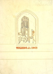 University of Toledo - Blockhouse Yearbook (Toledo, OH) online yearbook collection, 1943 Edition, Page 1