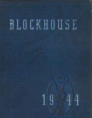 Page 1, 1944 Edition, University of Toledo - Blockhouse Yearbook (Toledo, OH) online yearbook collection