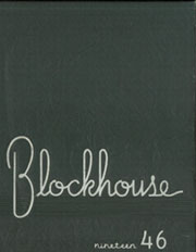 University of Toledo - Blockhouse Yearbook (Toledo, OH) online yearbook collection, 1946 Edition, Page 1