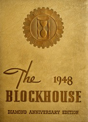 University of Toledo - Blockhouse Yearbook (Toledo, OH) online yearbook collection, 1948 Edition, Page 1