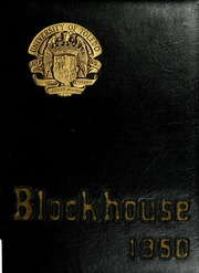 1950 Edition, University of Toledo - Blockhouse Yearbook (Toledo, OH)