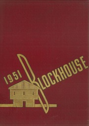 1951 Edition, University of Toledo - Blockhouse Yearbook (Toledo, OH)