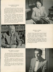 Page 21, 1951 Edition, University of Toledo - Blockhouse Yearbook (Toledo, OH) online yearbook collection