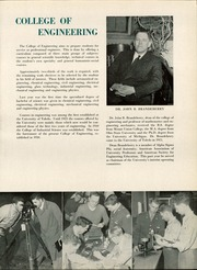 Page 25, 1951 Edition, University of Toledo - Blockhouse Yearbook (Toledo, OH) online yearbook collection