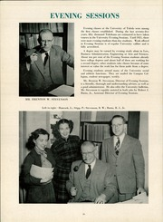 Page 30, 1951 Edition, University of Toledo - Blockhouse Yearbook (Toledo, OH) online yearbook collection