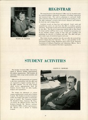 Page 32, 1951 Edition, University of Toledo - Blockhouse Yearbook (Toledo, OH) online yearbook collection