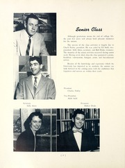 Page 10, 1954 Edition, University of Toledo - Blockhouse Yearbook (Toledo, OH) online yearbook collection