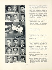 Page 14, 1954 Edition, University of Toledo - Blockhouse Yearbook (Toledo, OH) online yearbook collection