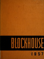 1957 Edition, University of Toledo - Blockhouse Yearbook (Toledo, OH)