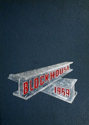 1959 Edition, University of Toledo - Blockhouse Yearbook (Toledo, OH)