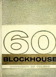 1960 Edition, University of Toledo - Blockhouse Yearbook (Toledo, OH)