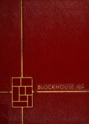 1964 Edition, University of Toledo - Blockhouse Yearbook (Toledo, OH)