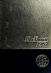 1967 Edition, University of Toledo - Blockhouse Yearbook (Toledo, OH)