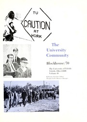 Page 5, 1970 Edition, University of Toledo - Blockhouse Yearbook (Toledo, OH) online yearbook collection