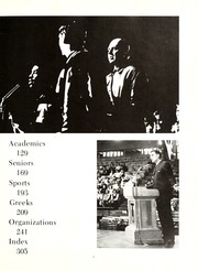 Page 7, 1970 Edition, University of Toledo - Blockhouse Yearbook (Toledo, OH) online yearbook collection
