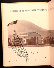 Page 6, 1947 Edition, Salinas Junior College - La Reata Yearbook (Salinas, CA) online yearbook collection