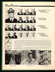 Page 10, 1960 Edition, Halsey Powell (DD 686) - Naval Cruise Book online yearbook collection