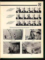 Page 11, 1960 Edition, Halsey Powell (DD 686) - Naval Cruise Book online yearbook collection