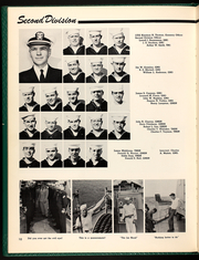 Page 12, 1960 Edition, Halsey Powell (DD 686) - Naval Cruise Book online yearbook collection