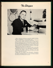 Page 7, 1960 Edition, Halsey Powell (DD 686) - Naval Cruise Book online yearbook collection