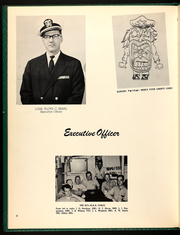 Page 8, 1960 Edition, Halsey Powell (DD 686) - Naval Cruise Book online yearbook collection