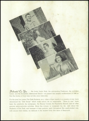 Page 9, 1946 Edition, Fair Park High School - Sequoyah Yearbook (Shreveport, LA) online yearbook collection