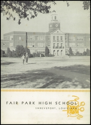 Page 7, 1950 Edition, Fair Park High School - Sequoyah Yearbook (Shreveport, LA) online yearbook collection