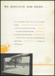 Page 9, 1950 Edition, Fair Park High School - Sequoyah Yearbook (Shreveport, LA) online yearbook collection
