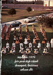 Page 5, 1975 Edition, Fair Park High School - Sequoyah Yearbook (Shreveport, LA) online yearbook collection