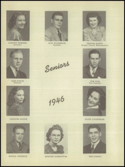 Page 14, 1946 Edition, Lafayette High School - Lions Din Yearbook (Lafayette, LA) online yearbook collection
