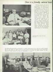 Page 12, 1956 Edition, Lafayette High School - Lions Din Yearbook (Lafayette, LA) online yearbook collection