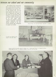 Page 13, 1956 Edition, Lafayette High School - Lions Din Yearbook (Lafayette, LA) online yearbook collection