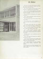 Page 17, 1956 Edition, Lafayette High School - Lions Din Yearbook (Lafayette, LA) online yearbook collection