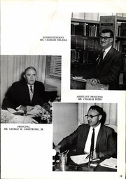 Page 17, 1966 Edition, Lafayette High School - Lions Din Yearbook (Lafayette, LA) online yearbook collection