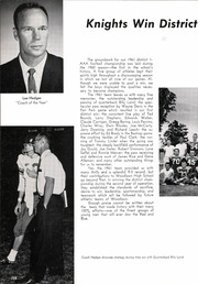Page 132, 1962 Edition, Woodlawn High School - Accolade Yearbook (Shreveport, LA) online yearbook collection