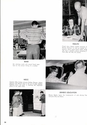Page 38, 1962 Edition, Woodlawn High School - Accolade Yearbook (Shreveport, LA) online yearbook collection