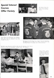 Page 39, 1962 Edition, Woodlawn High School - Accolade Yearbook (Shreveport, LA) online yearbook collection