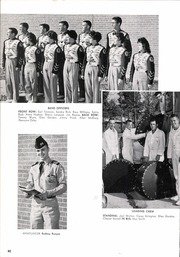 Page 44, 1962 Edition, Woodlawn High School - Accolade Yearbook (Shreveport, LA) online yearbook collection