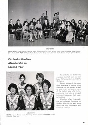 Page 45, 1962 Edition, Woodlawn High School - Accolade Yearbook (Shreveport, LA) online yearbook collection
