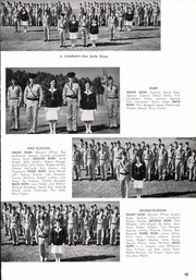 Page 49, 1962 Edition, Woodlawn High School - Accolade Yearbook (Shreveport, LA) online yearbook collection