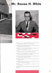 Page 9, 1962 Edition, Woodlawn High School - Accolade Yearbook (Shreveport, LA) online yearbook collection